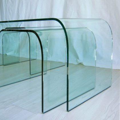 печи для моллирования стекла