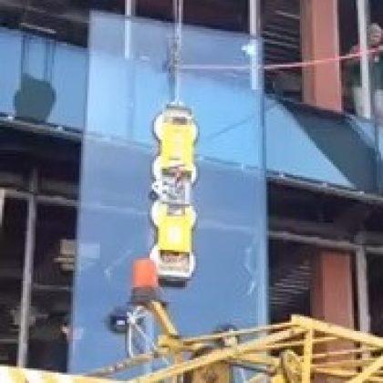 вакуумный подъемник для стекла удлиненного