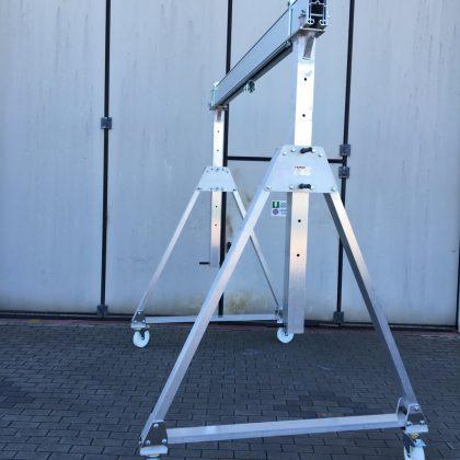 алюминиевый портальный кран