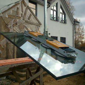 вакуумный подъемник для стекла на 500 кг